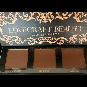 Lovecraft Beauty Bronzer Trio
